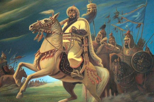 Trong 20 năm trị vì, ông đã xây dựng một đế chế Mông Cổ rộng lớn và hùng mạnh
