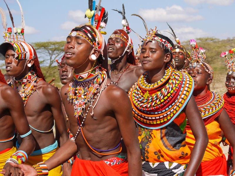 Văn hóa Nam Phi là một nền văn hóa chứa đựng nhiều điều kì thú và đa dạng