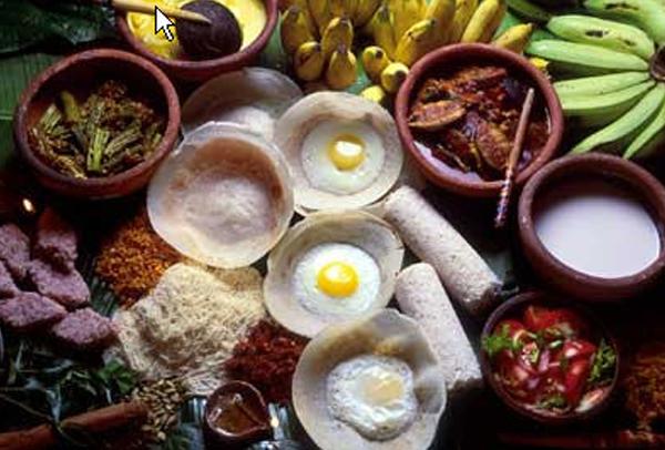 Ẩm thực Sri Lanka