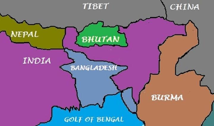 Tranh chấp lãnh thổ là nguyên nhân chính của việc Bhutan không thiết lập quan hệ ngoại giao với Trung Quốc