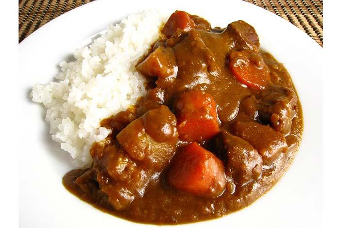 Món cơm cà ri