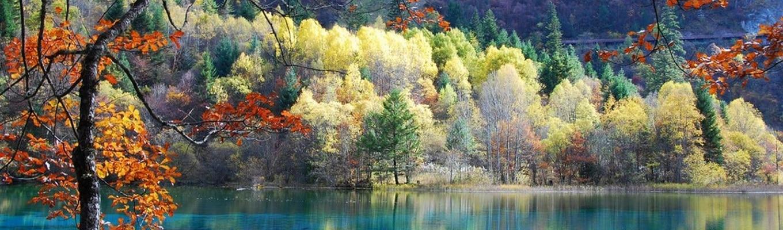 Thung lũng 9 làng (Nine Villages Valley) nằm ở phía tây nam Trung Quốc, thuộc công viên quốc gia Cửu Trại Câu, Tứ Xuyên, được mệnh danh là thế giới thần tiên với cảnh đẹp như chốn thiên đường