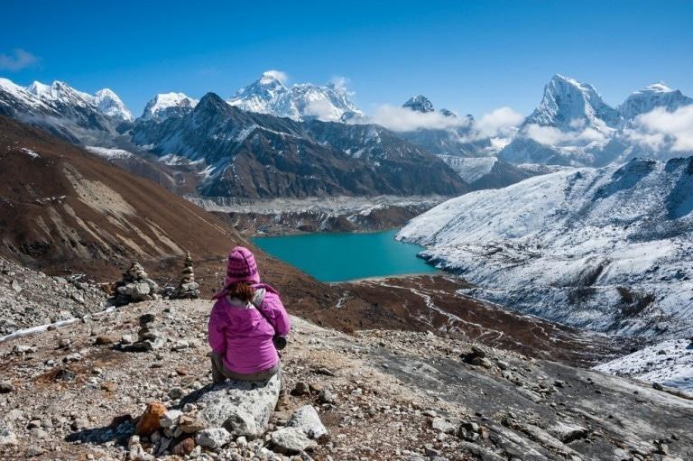 Những hồ nước ở Nepal đẹp như tranh vẽ