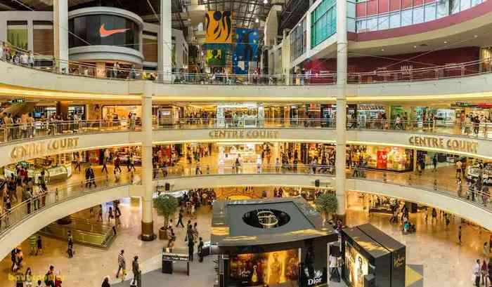 Trung tâm mua sắm Suria KLCC