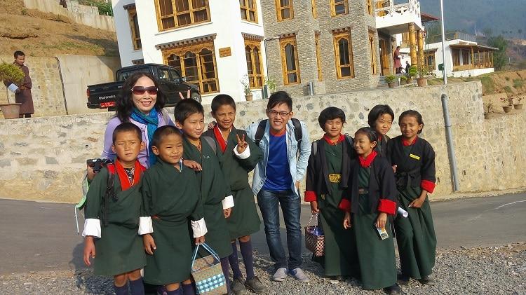 Đa số người dân Bhutan hài lòng với cuộc sống hiện tại