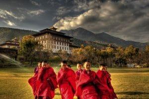 tre em bhutan