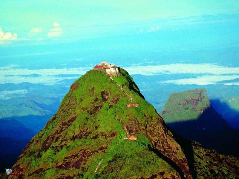 Đỉnh Adam's Peak