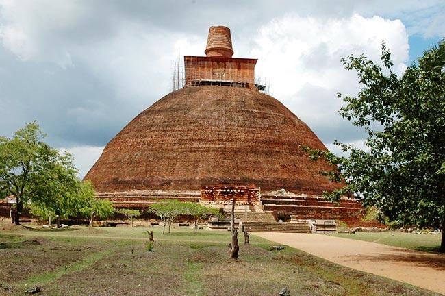Tháp Phật Jetavaramaya