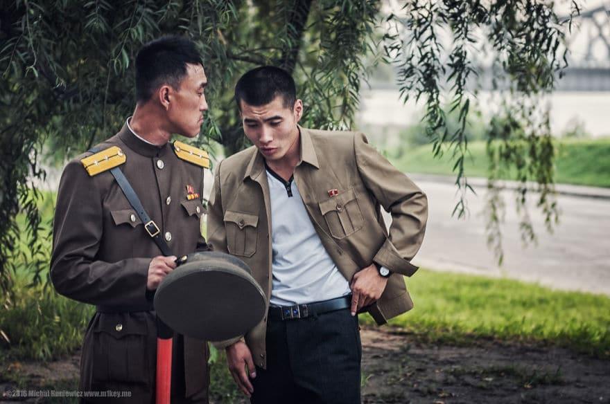Lính Triều Tiên