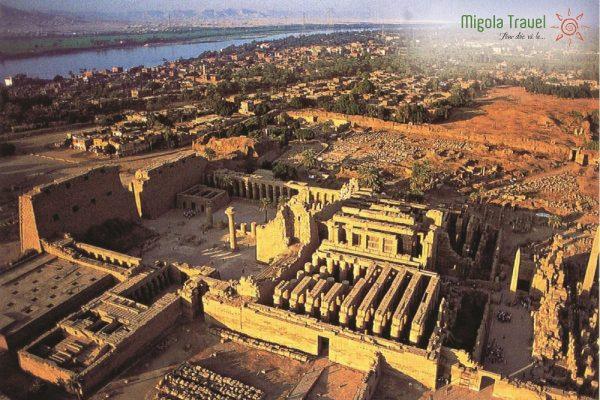 Hành trình khám phá thành phố Memphis và Kim Tự Tháp cổ – Ai Cập