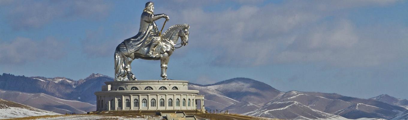 Bảo tàng phức hợp tượng Chinggis Khan - công trình kiến trúc đồ sộ tôn vinh Genghis Khan (Thành cát Tư Hãn), nhân vật vĩ đại của lịch sử Mông Cổ, người đã xây dựng đế chế rộng lớn khắp các lục địa Á- Âu vào thế kỷ thứ 13