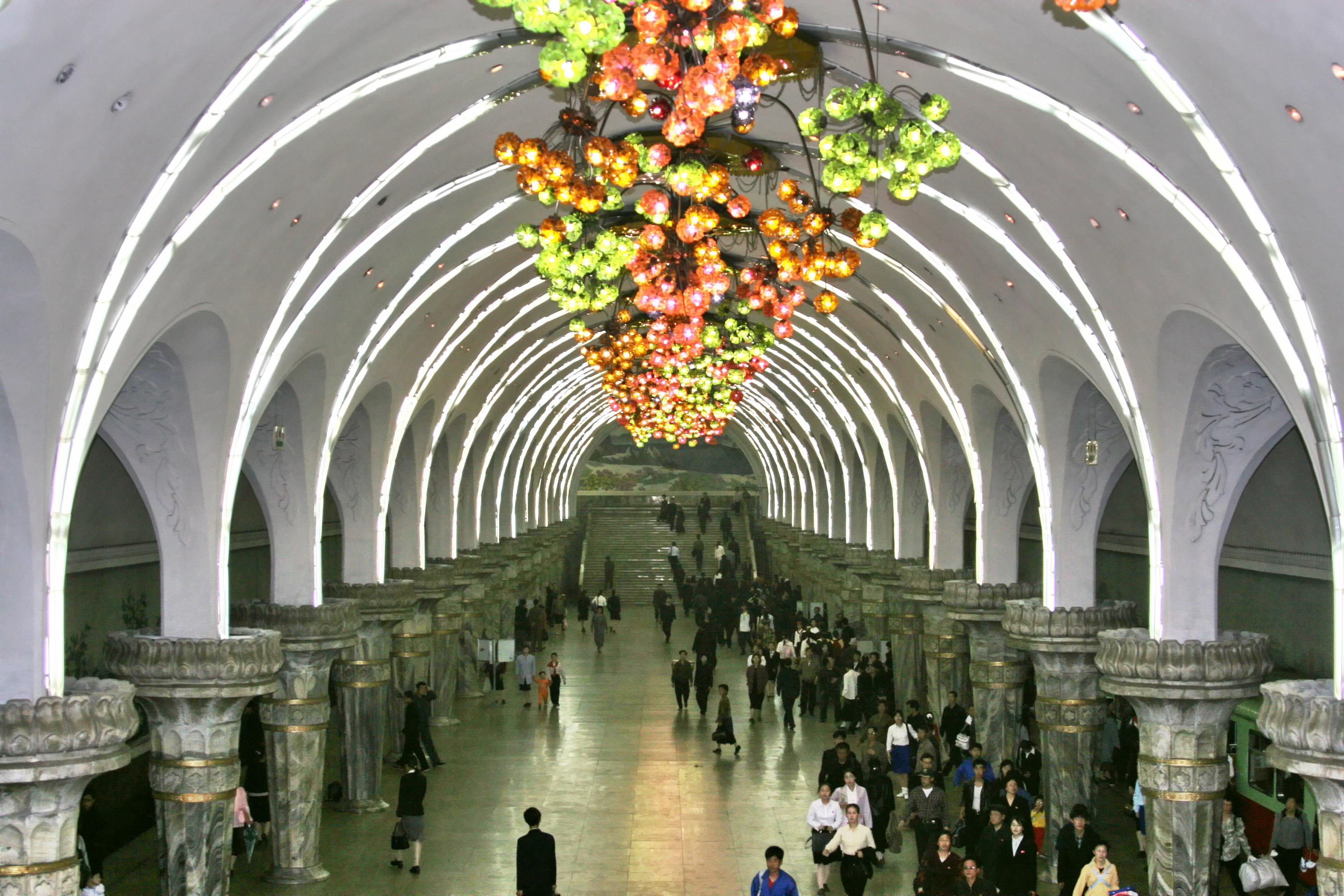Pyongyang_Metro