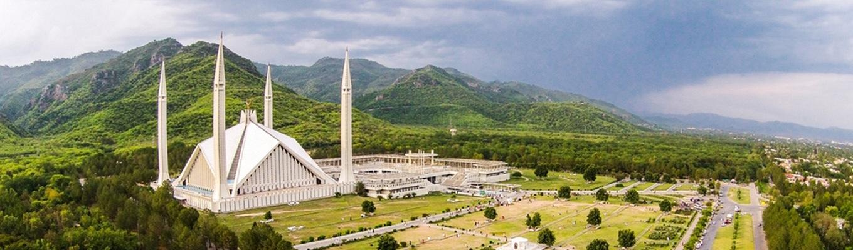 Nhà thờ Faisal: là một trong những nhà thờ Hồi Giáo lớn nhất thế giới, thánh đường được đặt theo tên vị vua quá cố của Saudi Arabia đó là Faisal bin Abdulaziz, người đã tài trợ cho dự án này, xây đựng 1976 và hoàn thành 1986 với chi phí 120 triệu USD.