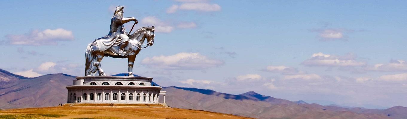 Bảo tàng phức hợp tượng Chinggis Khan - công trình kiến trúc đồ sộ tôn vinh Genghis Khan (Thành cát Tư Hãn), nhân vật vĩ đại của lịch sử Mông Cổ, người đã xây dựng đế chế rộng lớn khắp các lục địa Á - Âu vào thế kỷ thứ 13.