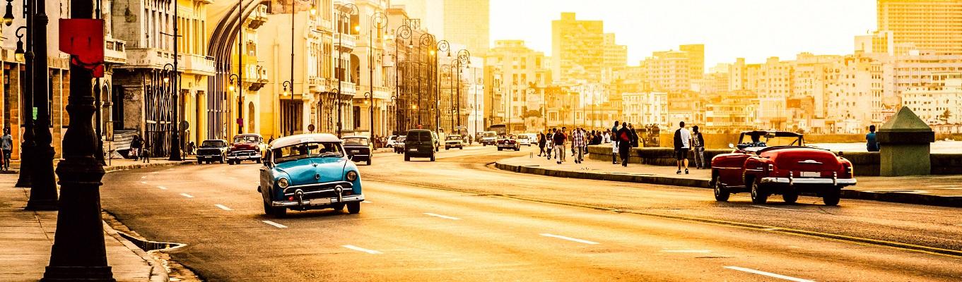 Thủ đô Havana, thành phố lớn nhất và là trung tâm giao thương của cả Cuba, nơi thu hút hàng triệu khách du lịch mỗi năm bởi những công trình kiến trúc cổ kính, lâu đời, bởi những âm nhạc rộn ràng và những điệu nhảy cuồng nhiệt.