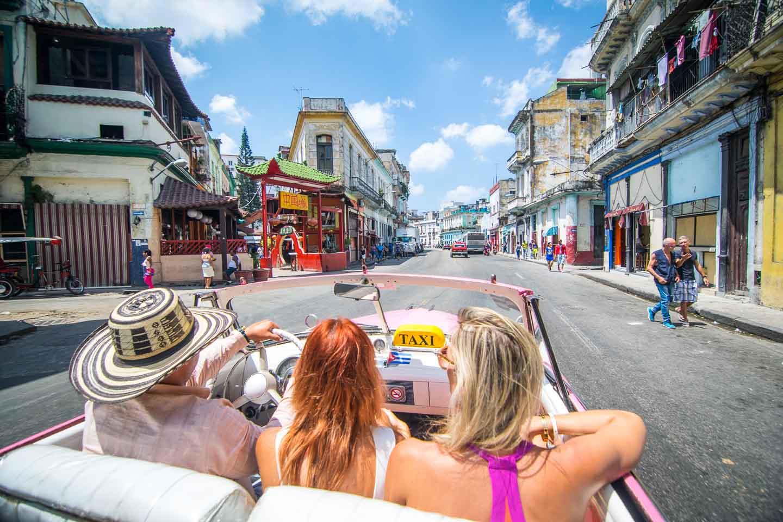 Trải nghiệm đường phố Cuba