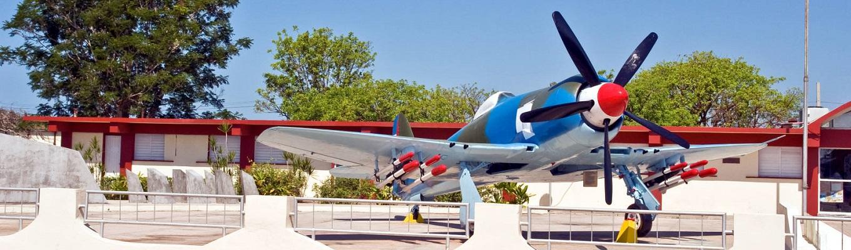 Bảo tàng Chứng tích chiến trận Vịnh Bahía de Cochinos, là nơi trưng bày, tái hiện những bí ẩn của trận đánh cũng như  tưởng nhớ và vinh danh các chiến sĩ Cuba đã hy sinh trong chiến trận này.