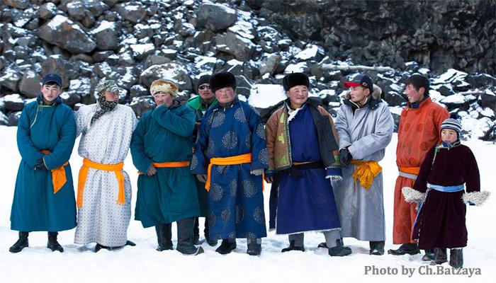 Mongol deel