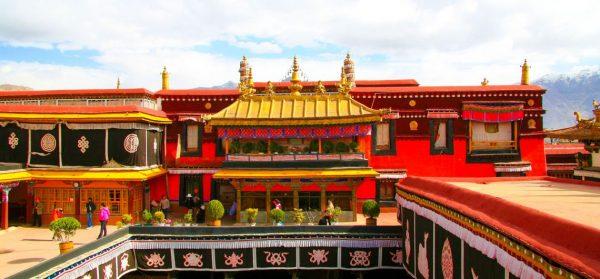 đền Đại Chiêu Tây Tạng