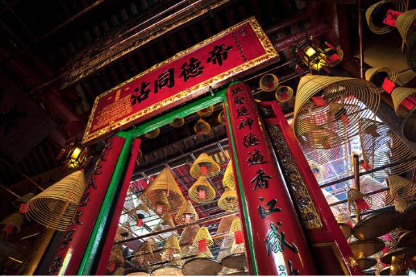 Bên trong đền Đại Chiêu ở Tây Tạng