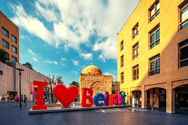 Thủ đô Beirut