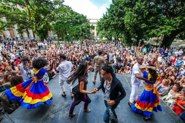 Lễ hội ở Cuba