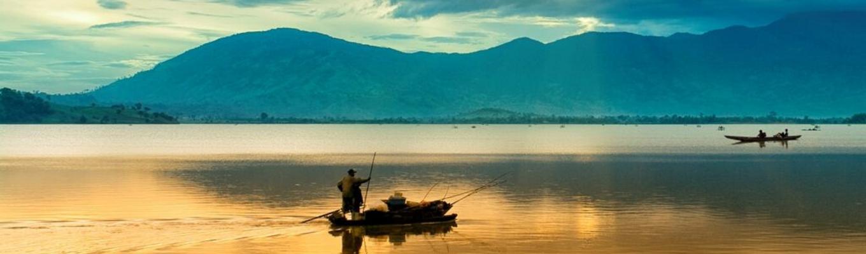 Hồ Ea Snô được hình thành vào thời gian hoạt động của các núi lửa trên cao nguyên Tây Nguyên cách đây khoảng 300.000 năm.