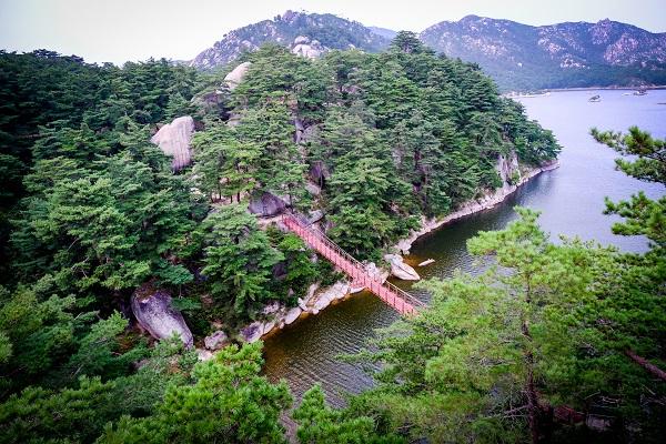 Lagoon Samil.