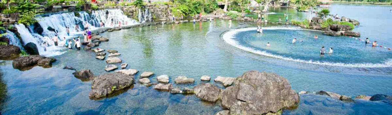 KDL Suối Mơ với diện tích mặt nước lên đến hơn 150.000m2. Suối Mơ có nguồn nước ngầm tinh khiết từ lòng đất cung cấp cho mặt nước bên trên.