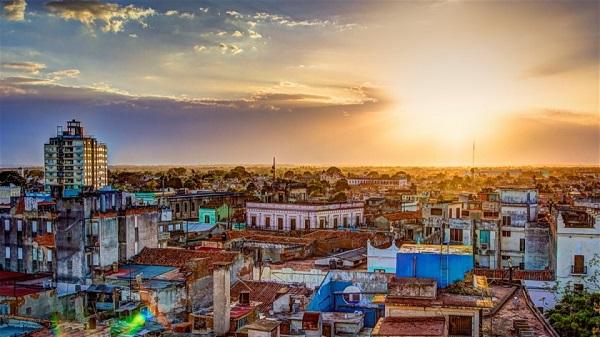 Màu sắc rực rỡ của đất nước Cuba xinh đẹp.