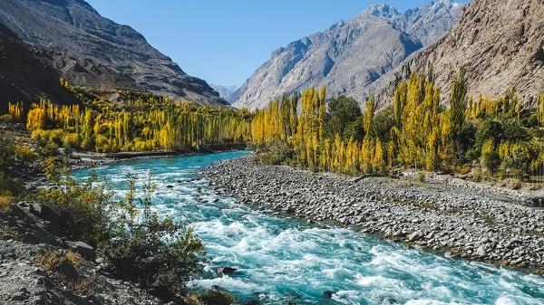 Vẻ đẹp Gilgit Baltistan.