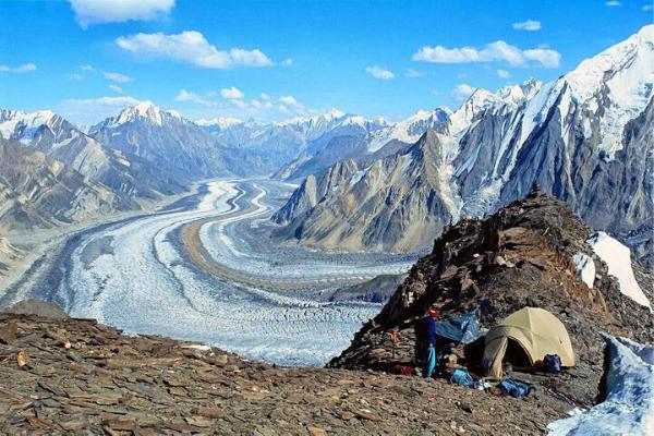 sông băng Hoper