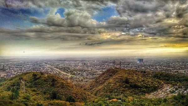 Vẻ đẹp yên bình của thủ dô Islamabad.