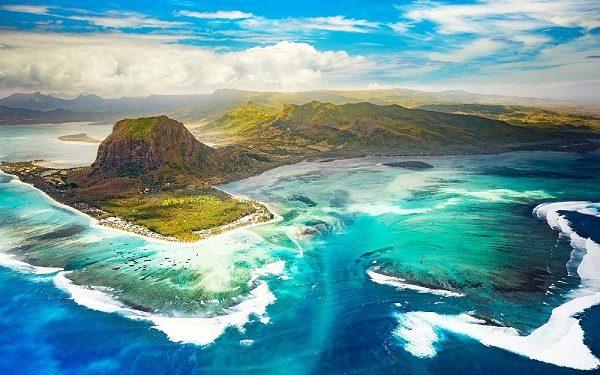 Vẻ đẹp của viên kim cương Ấn Độ Dương - Mauritius.