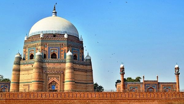 Thành phố Multan.