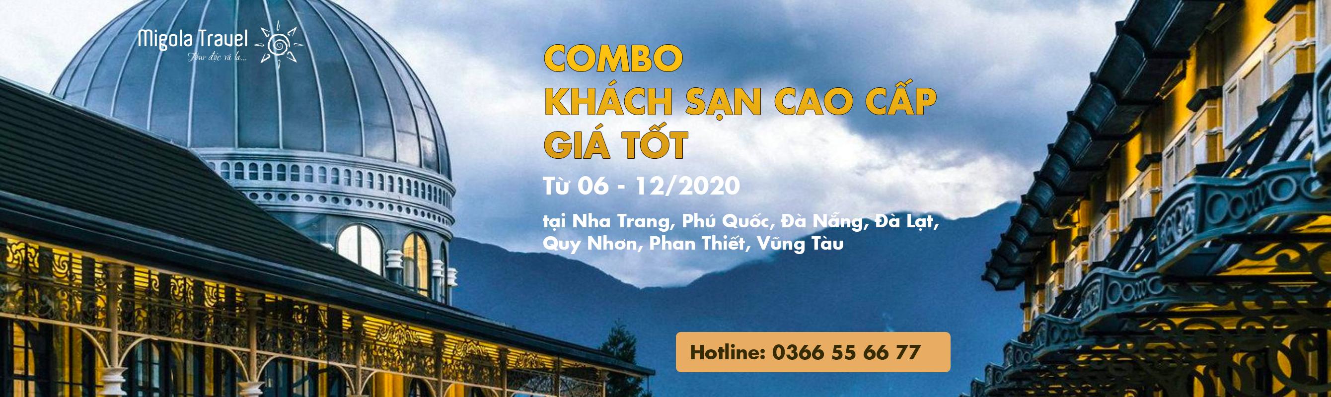COMBO khach san