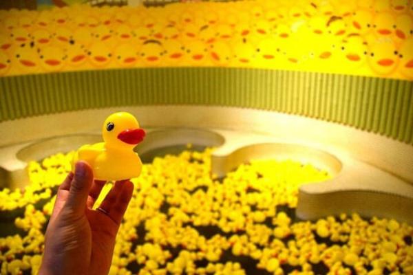 Nhà tắm này nằm ở nội thành Osaka