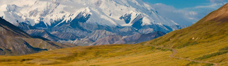 Đài nguyên Denali là nơi quý khách được trải nghiệm trực thăng để quan sát bao quát toàn bộ khu vực vườn quốc gia Denali.