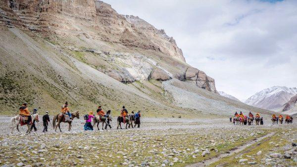 Hành hương núi Kailash