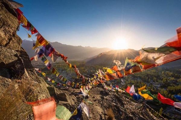 Mùa hè ở Tây Tạng