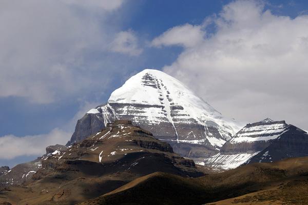 Núi thiêng Kailash