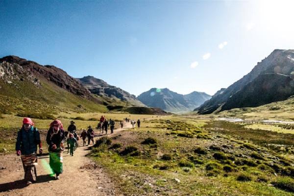 Vòng Kora núi thiêng Kailash