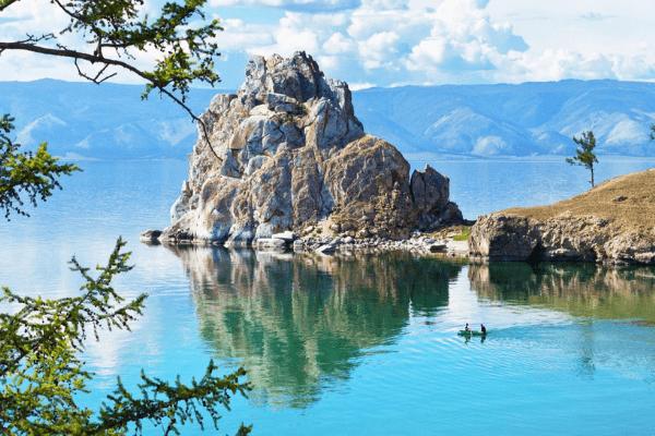 vẻ đẹp Baikal