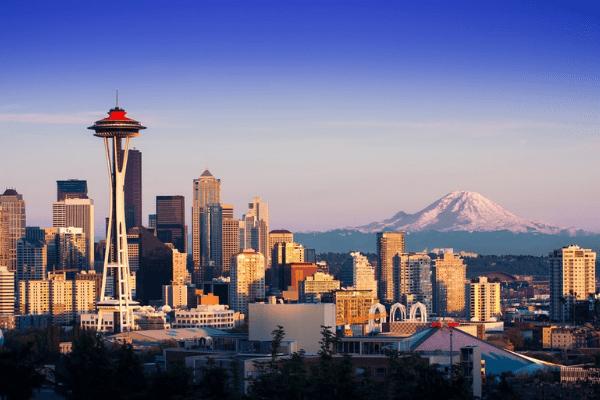 quang cảnh Seattle