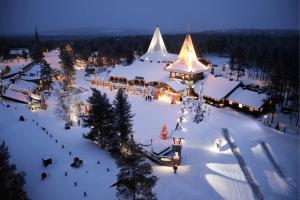làng ông già Noel