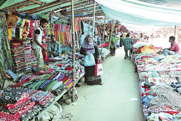chợ bình dân