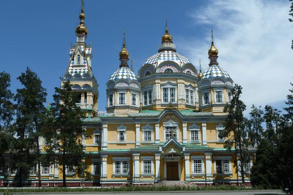 nhà thờ Zenkov Cathedral
