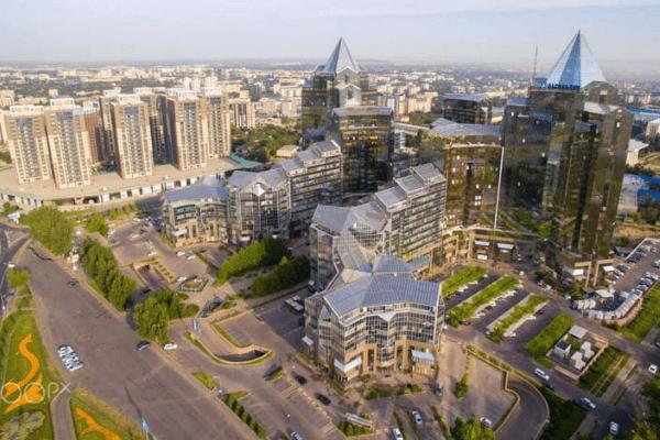 thành phố Almaty