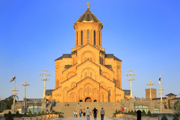 Nhà thờ chúa Ba Ngôi
