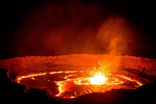 núi lửa Erta Ale